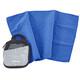 CAMPZ Micro Fibre - Toallas - S azul